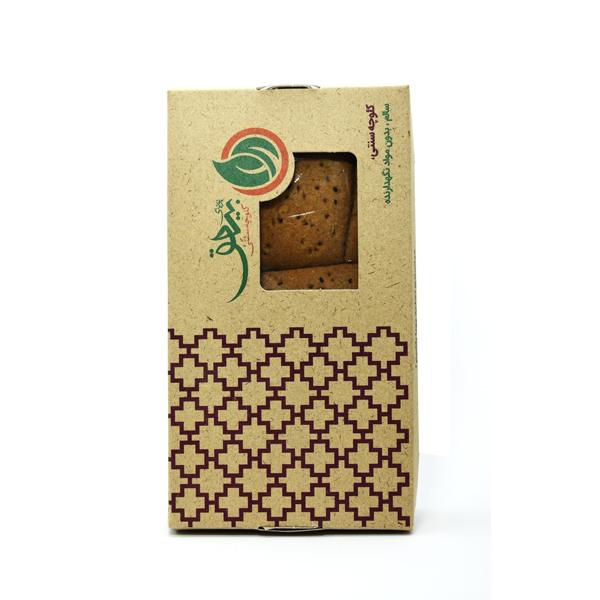 کلوچه زنجبیلی سنتی سالم و بدون مواد نگهدارنده بیهق